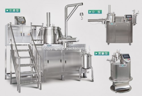 快速混合造粒機  Super Mixer Granulator