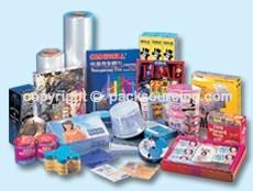 包裝材料 > 熱收縮薄膜 / 無毒環保軟性收縮膜