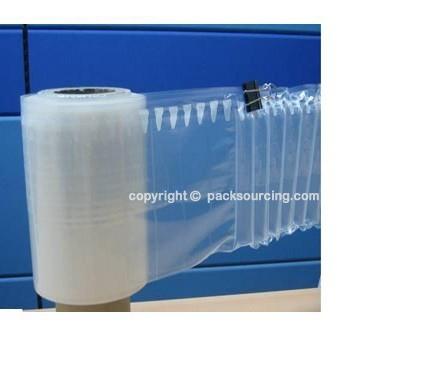 捲料 - 氣柱式緩衝包材