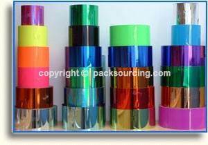 電鍍塑膠薄膜/電鍍紙