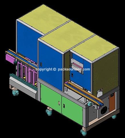 泡殼包裝機 > KS503 泡殼組裝機