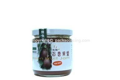 陳稼莊生機百香果醬(低糖)