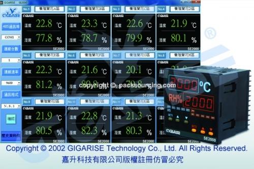 雙顯SE2000溫濕度控制器,溫濕度LED顯示器,溫度大型顯示器,濕度大型顯示器,溫濕度大型顯示器