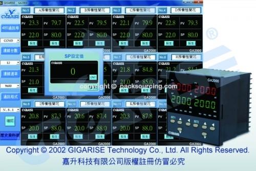 工業用分離式溫溼度傳送器GA2000溫溼度傳送器,LCD雙顯示溫溼度RS485傳送器,溫溼度傳訊器