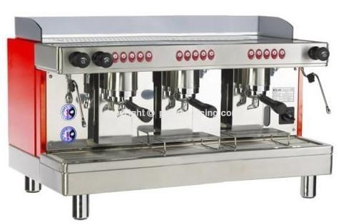 三孔咖啡機