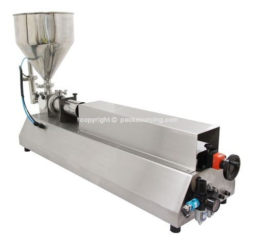 桌上型活塞式液體充填機 FP-150