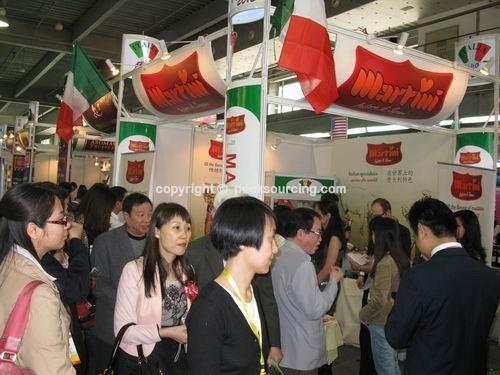 2012中國食品展覽會