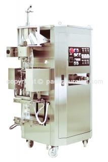 台製自動包裝機  > 高溫液體/黏稠液體自動充填封口包裝機
