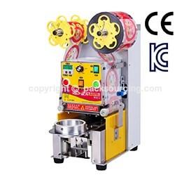 小型桌上型自動封口機 >> 桌上型機械式封口機-ET-899S