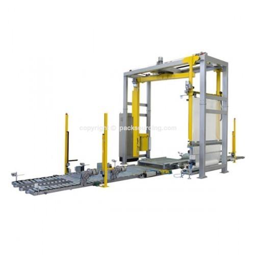 專業又可靠的~雙膜自動包裝系統