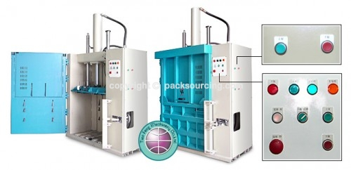 油壓式廢棄物壓縮/打包機 系列