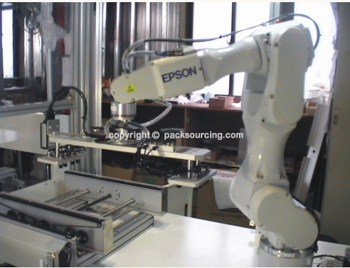自動化機械手臂整合(一)