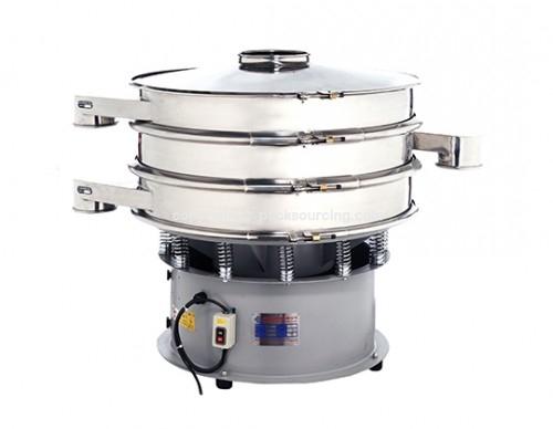 密封多層式三次元震動篩粉過濾機   GY - 500 - 2S ~ GY - 1500 - 2S
