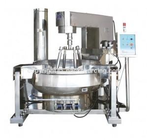 炒食攪拌機/油壓升降/傾鍋式  CS-380GSH