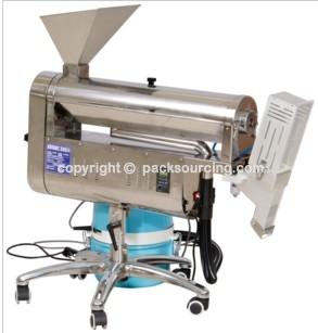 藥品包裝機系列 / 膠囊填充機 >膠囊拋光機CB-73