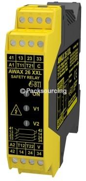 安全繼電器AWAX26XXL