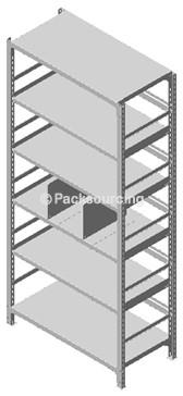 鋼板物料架