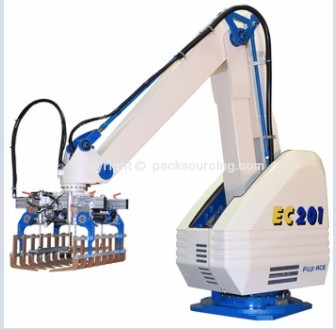 物流堆疊輸送設備 > 棧板堆疊機 / 機械手棧板機(ROBOT)