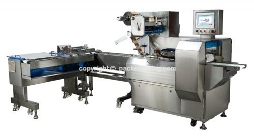 CTL-3200S 自動送料包裝機械  Automatic feeding packaging machine