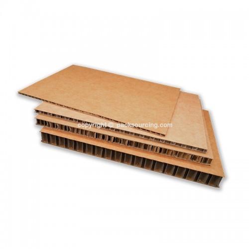 高強度牛卡豎瓦楞紙板/瓦通紙板,蜂窩紙板