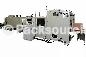 袖口包裝機 >>LB-2000F+LC-2000(PE) 全自動四面封口收縮包裝機