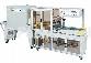 L型包裝機 > L型全自動封口包裝機(加壓克力) + 收縮機(CE) LA-460E+LC-1200E