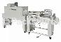 L型包裝機 > 半自動L型封口包裝機 + 收縮機  LA-500A+LC-1000