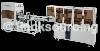 長條型包裝機 > 全自動杯子計數包裝機 LV-56+LF-720