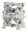 """氣動雙隔膜泵》塑料泵系列 1/2""""、1"""""""