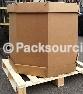 八角箱,重型紙箱,七層紙箱, 重包裝箱